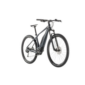 Cube Acid Hybrid ONE 400 E-MTB Hardtail grey